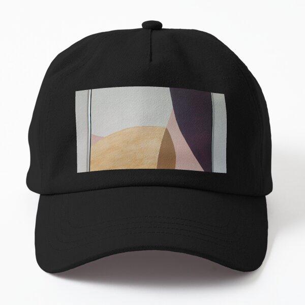 Plywood Art  Dad Hat
