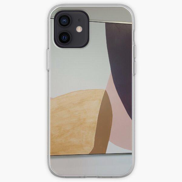 Plywood Art  iPhone Soft Case
