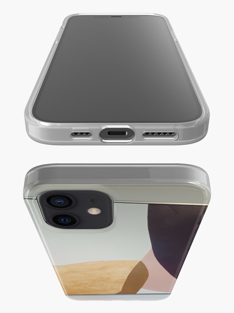 Alternate view of Plywood Art  iPhone Case