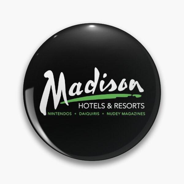 Madison Hotels Pin