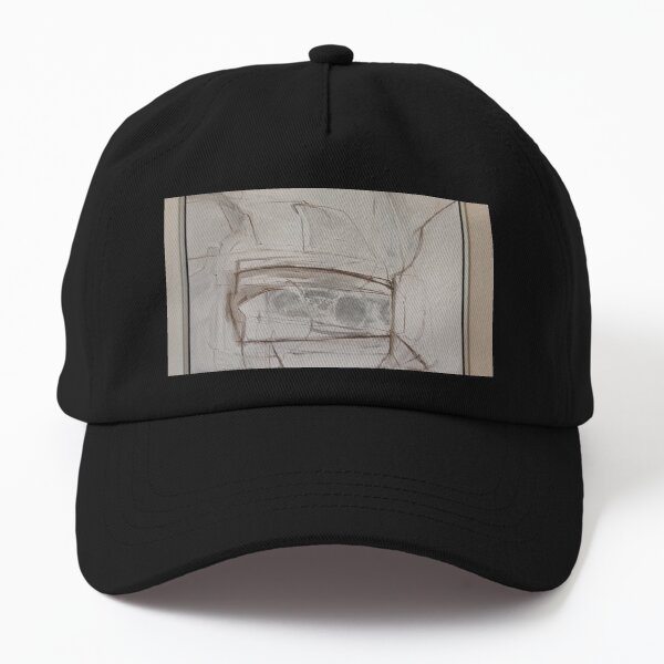 Art,  Decorative Picture, Abstract Dad Hat