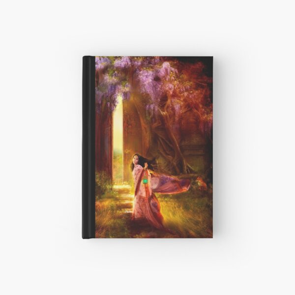 A Knock at the Door Hardcover Journal