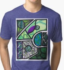 Abstraction 2 Tri-blend T-Shirt