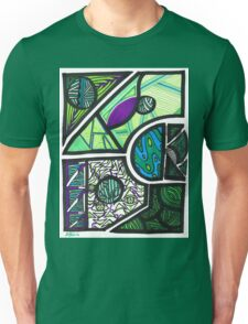 Abstraction 2 Unisex T-Shirt