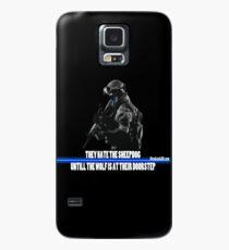 The Sheep Dog LEO Case/Skin for Samsung Galaxy