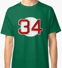 #34 Retired Classic T-Shirt