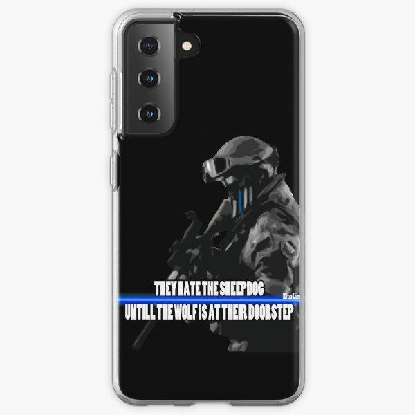 The Sheepdog LEO Samsung Galaxy Soft Case
