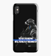 The Sheepdog LEO iPhone Case