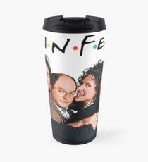 Seinfeld (Friends) Logo  Travel Mug