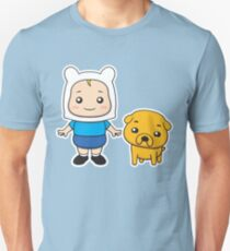 Adventure kids Finn and Jake Unisex T-Shirt