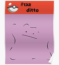 Ditto Poster