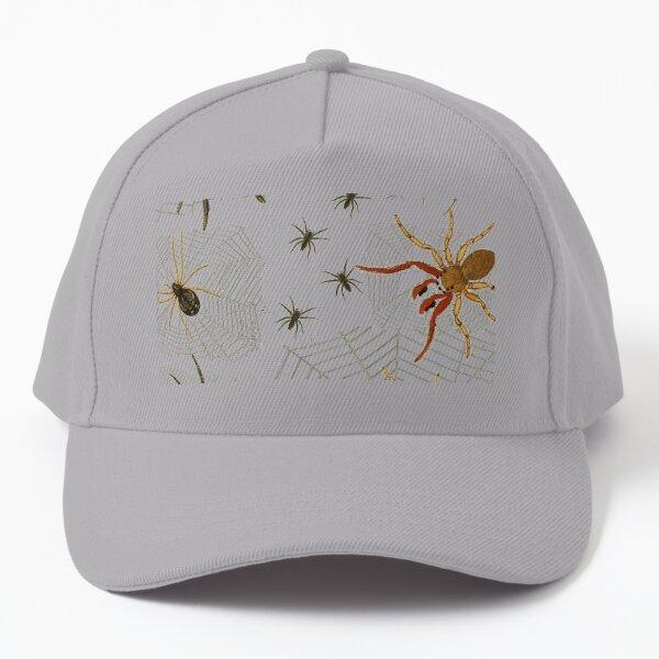 I Love Spiders! Baseball Cap