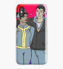 butch being very heterosexual iPhone Case/Skin