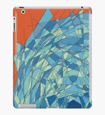 politician judo cane throne iPad Case/Skin