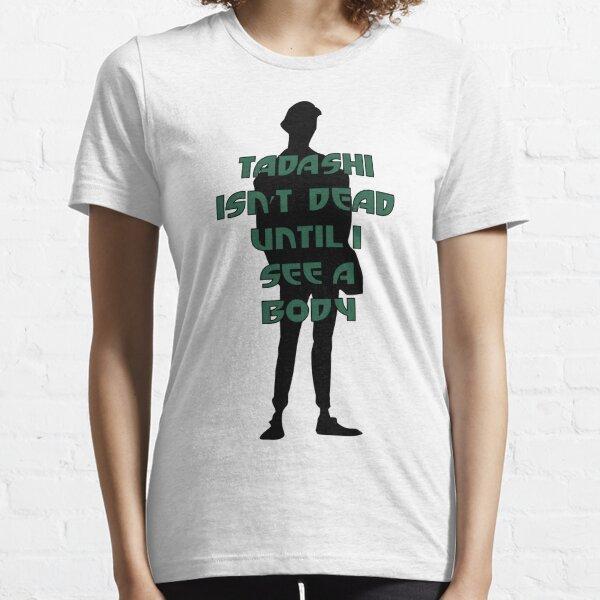 Tadashi Lives Essential T-Shirt