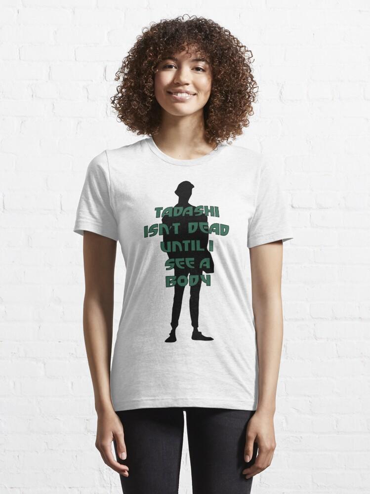 Alternate view of Tadashi Lives Essential T-Shirt
