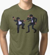 The Blues Brothers Tri-blend T-Shirt