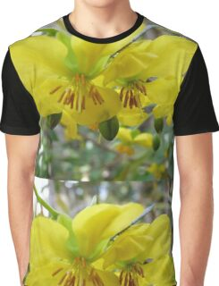 Perfectely Dressed in Yellow for Spring  Graphic T-Shirt