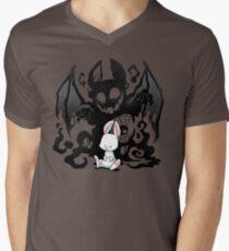 Beast Bunny Men's V-Neck T-Shirt
