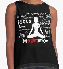Meditation Contrast Tank