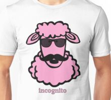Incognito Pink Sheep Unisex T-Shirt