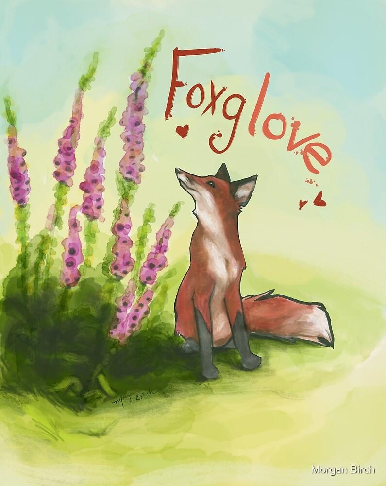 Foxglove by Morgan Birch