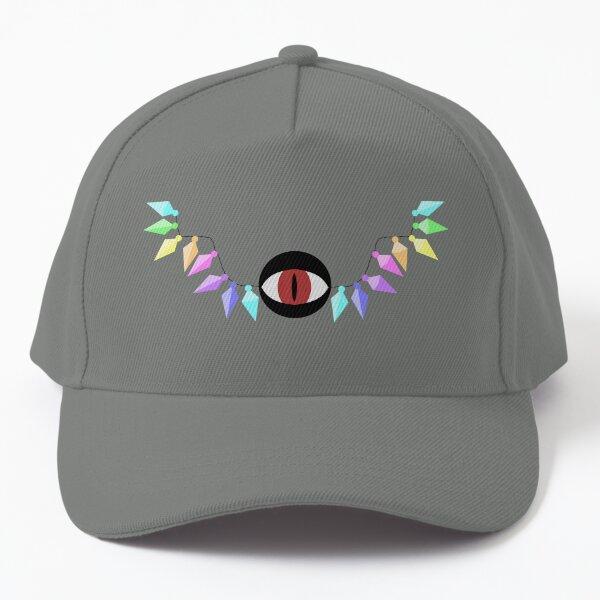 Touhou: Flandre Scarlet Creepy Eye Bat Design Baseball Cap