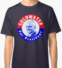 1964 Goldwater for President Classic T-Shirt