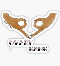 Ovary Gang Sticker