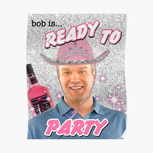 Bob Duncan Party Ready Poster