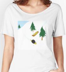 Mollusc Frolic Women's Relaxed Fit T-Shirt