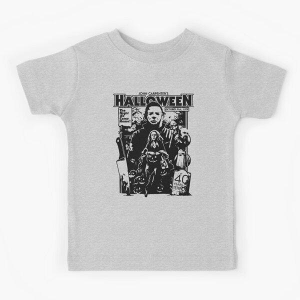 Funny Halloween 1978 Haddonfield, Illinois Classic Kids T-Shirt