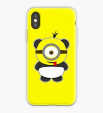 Panda Minion - The Cutest of All Minions iPhone Case