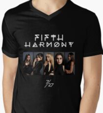 Fifth Harmony 7/27 Portrait #WhiteText T-Shirt