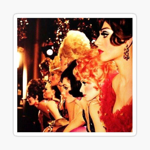 Showgirls  Sticker
