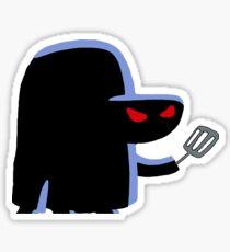 The Hash Slinging Slasher Sticker