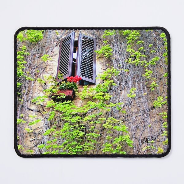 Hanging Gardens, Tuscany, Italy Mouse Pad