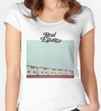 Real Estate, Days Women's Fitted Scoop T-Shirt