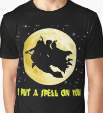Hocus Pocus (I Put A Spell On You) Graphic T-Shirt