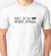 Binx Is My Spirit Animal - Hocus Pocus Unisex T-Shirt