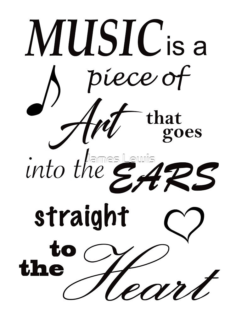 Music Quotes Kids T Shirt By Musicdjc Redbubble