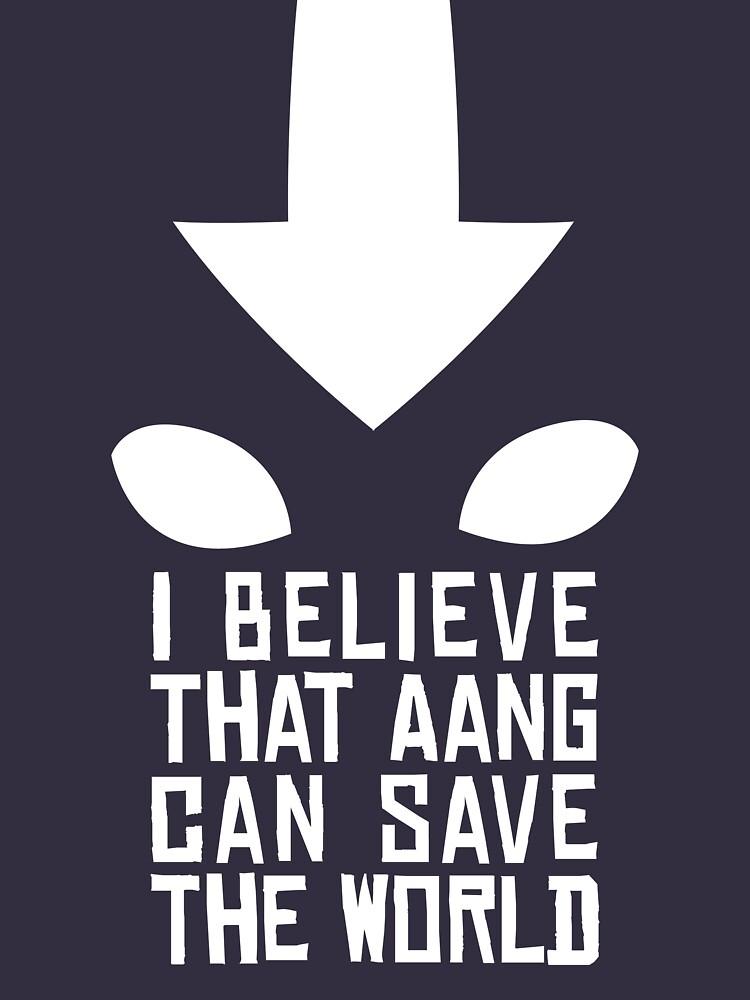 Avatar - I Believe... | Unisex T-Shirt