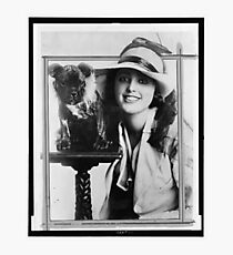Old Time Photographs - Virginia Rappe Photographic Print