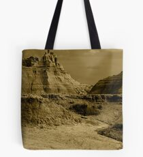 Badlands 1 Tote Bag