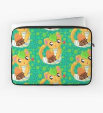Tangy from Animal Crossing Laptop Sleeve