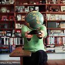 Globe by Kelly Nicolaisen