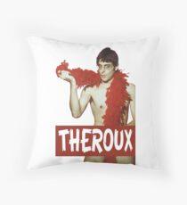 louis theroux Throw Pillow