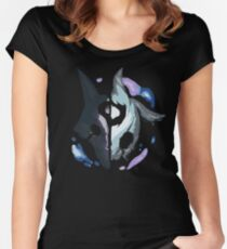 The Warrior of Fate Women's Fitted Scoop T-Shirt