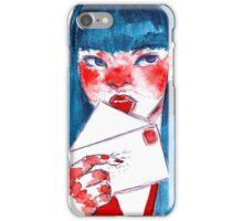 Envelope iPhone Case/Skin