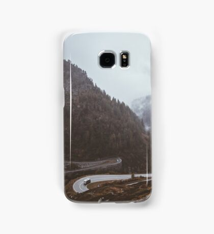Cars and Curves Samsung Galaxy Case/Skin